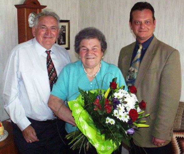 Luzi und Alois Schrauth feiern Goldene Hochzeit