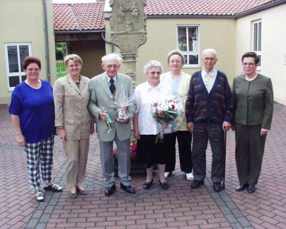 Seniorenclub dankt Heinrich Ramold