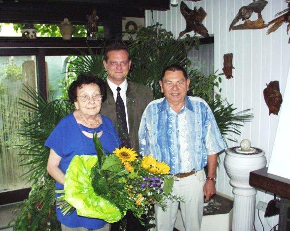 50 gemeinsame Jahre für Familie und Geschäft
