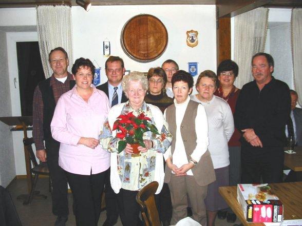 Blumenschmuck wird honoriert