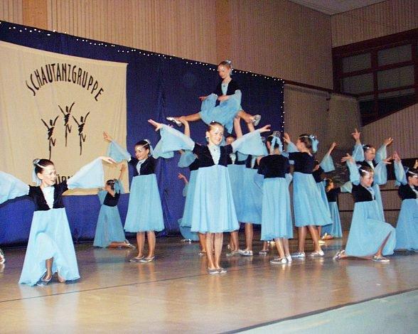 Tanzsport in seiner gesamten Bandbreite