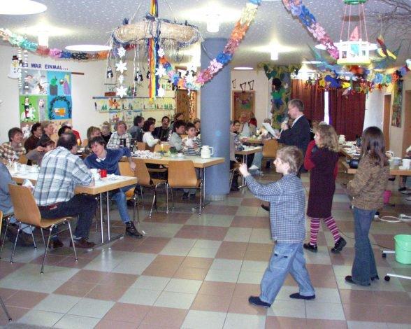 Evangelische Pfarrgemeinde sucht Kommunikation