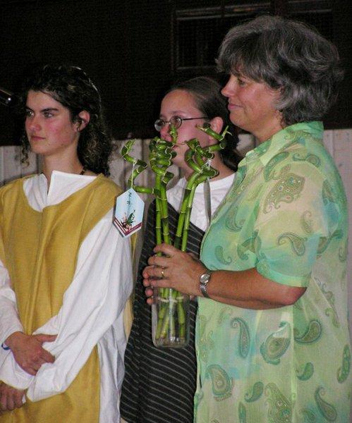 Marianne Schmitt wird Ehrenchorleiterin