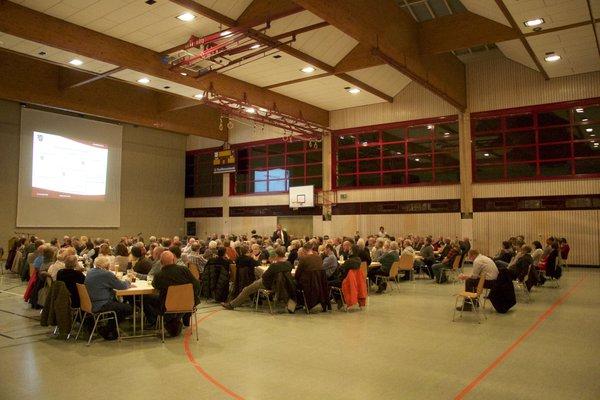 Bürgerversammlung 2016