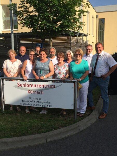 Vorstand Freundeskreis Seniorenzentrum Kürnach e.V.-neu