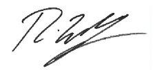 Unterschrift Wohlfart René klein