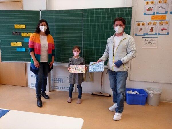Malwettbewerb Grundschule